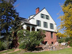 Red Crags Bed & Breakfast Inn Manitou Springs Colorado