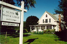 Bed And Breakfast Sharon Vt